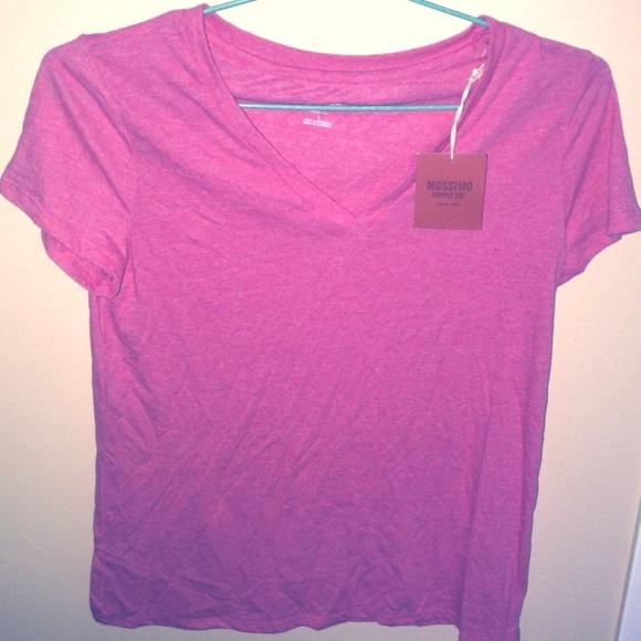 b7c7e18c2 Mossimo Supply Co. Tops | New Womens Short Sleeve Softest Vneck Tee ...